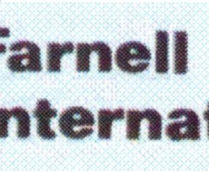 Farnell International logo
