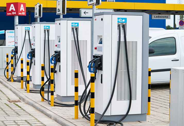 Electric Vehicle Charger Repair
