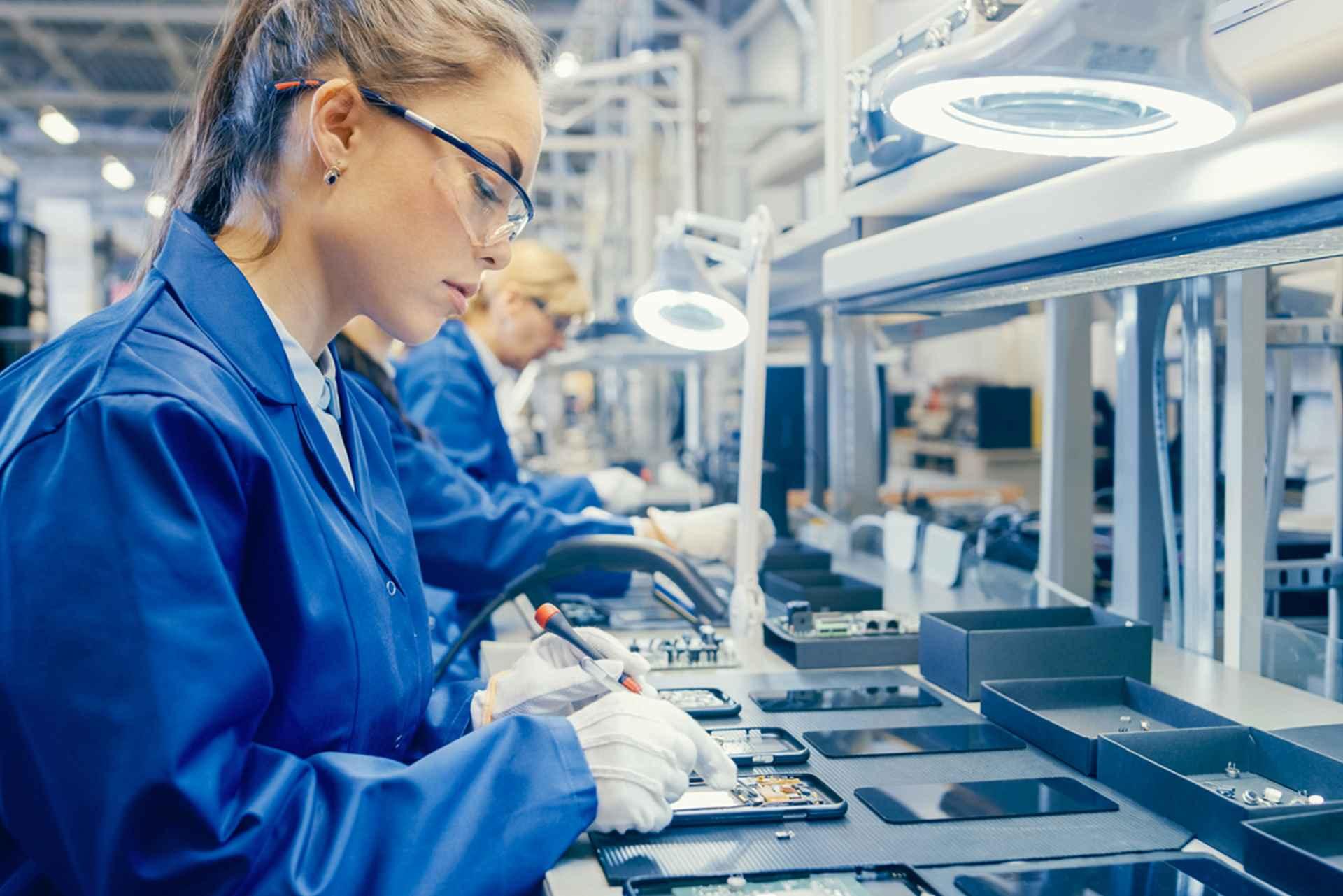 PSU manufacture