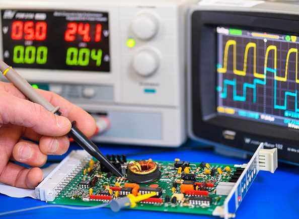 Power Supply Repair and Replacement