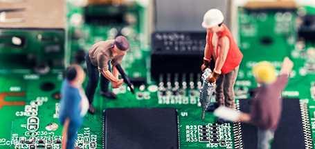 Power Supply Repair & Replacement