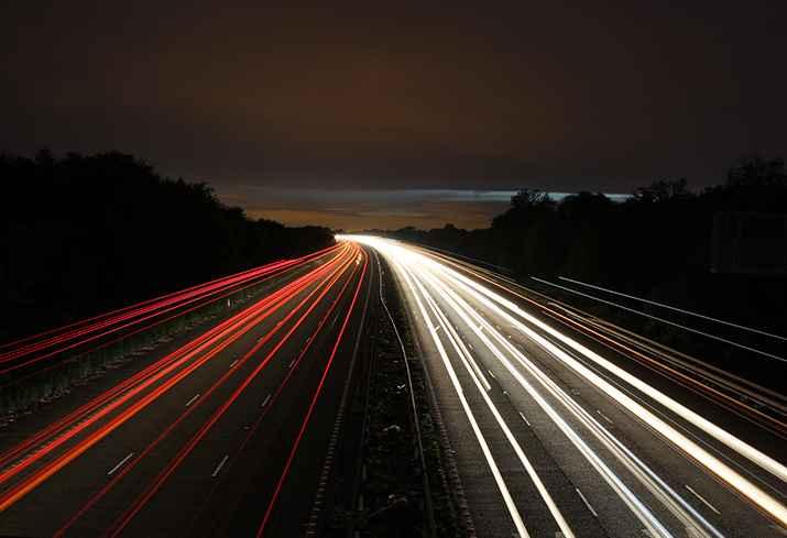 Smart motorway solutions