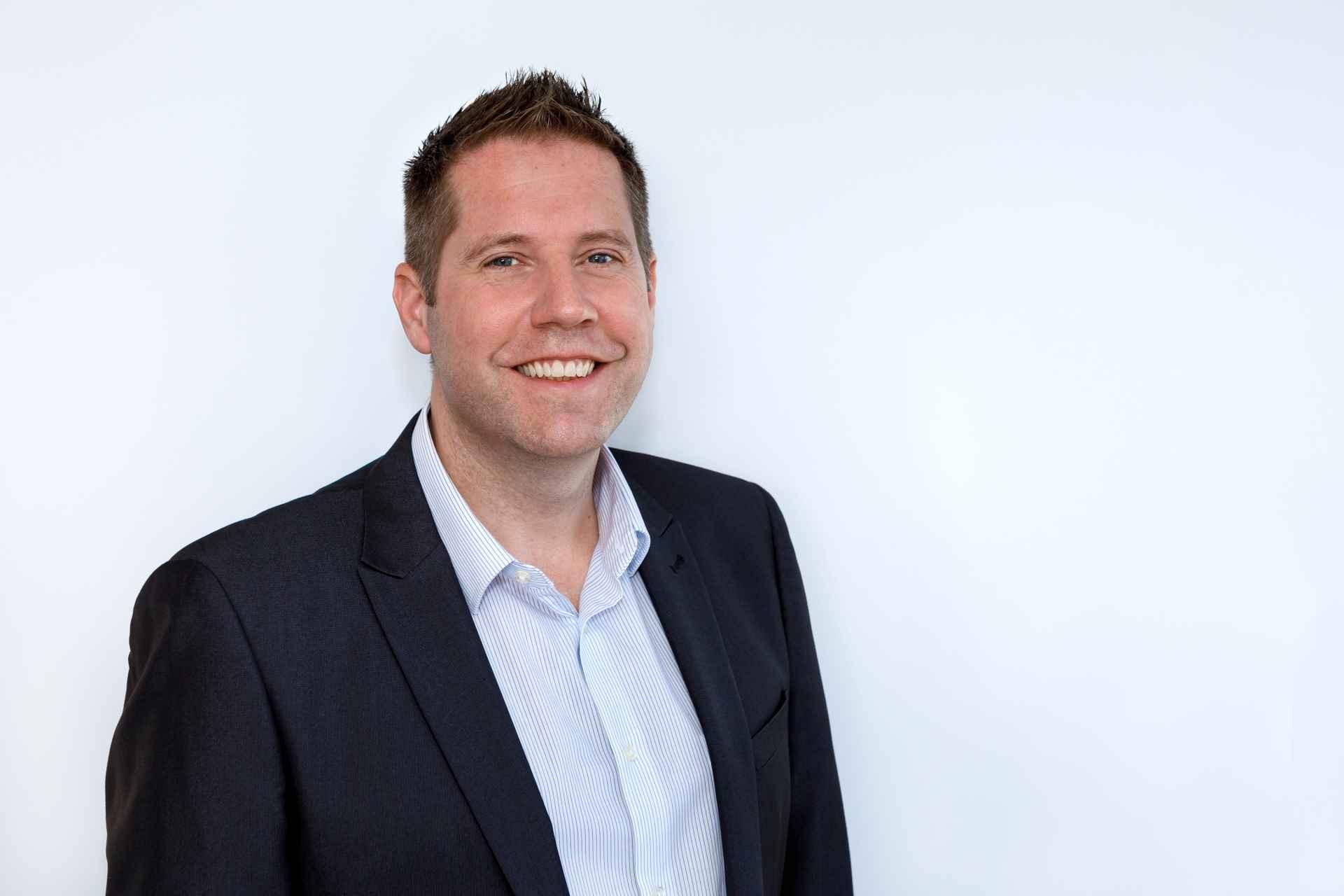 Managing Director Paul Horner
