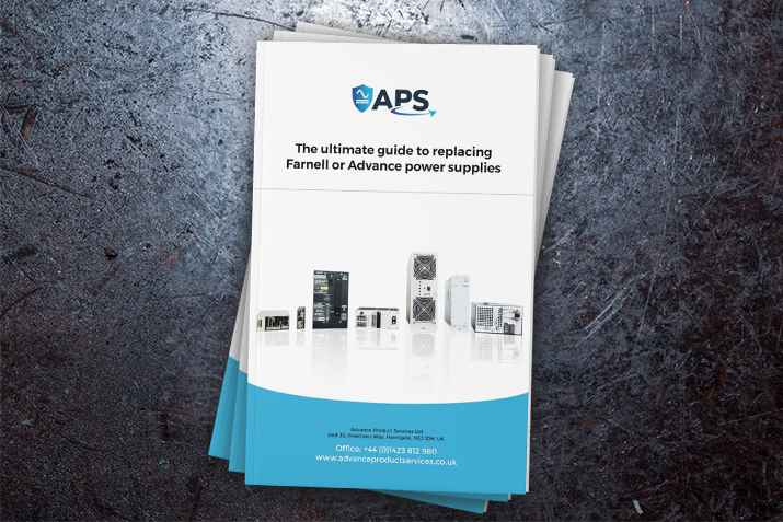 Replacing Farnell and Advance Power Supplies Guide