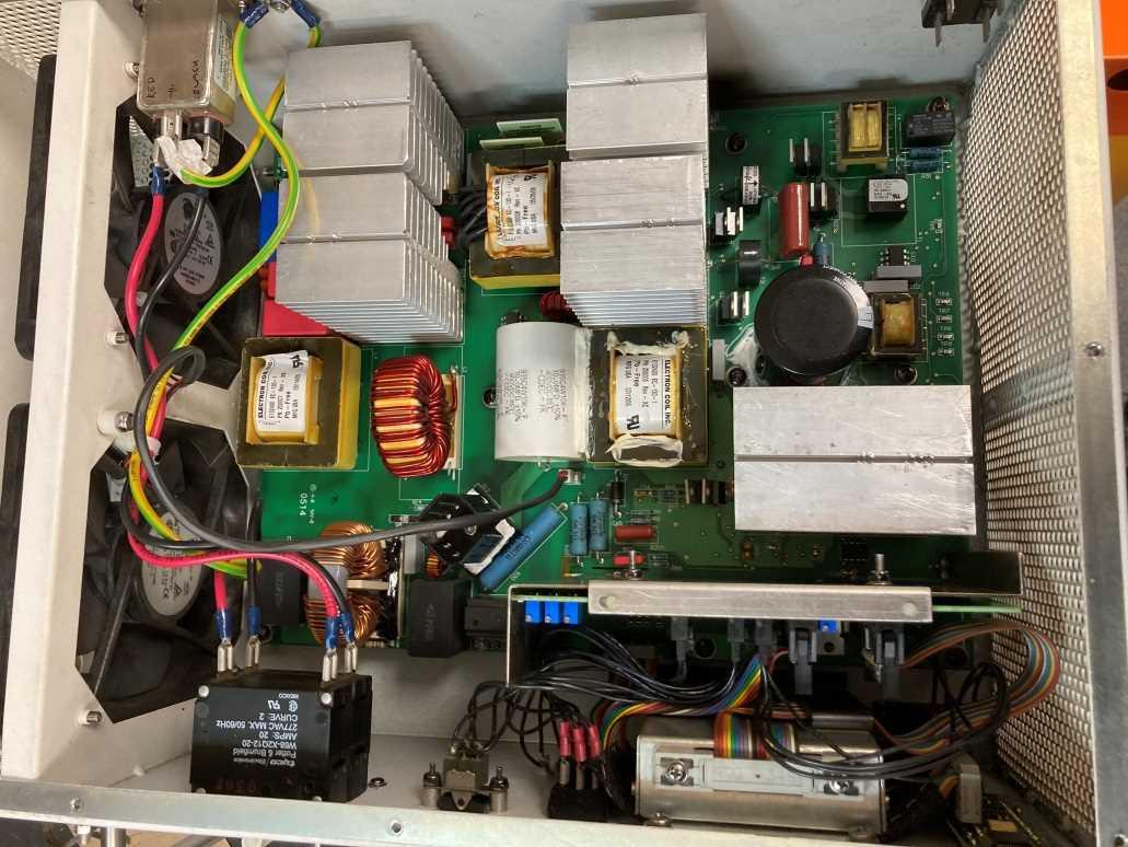 Spirit 2k Datacine Power supply