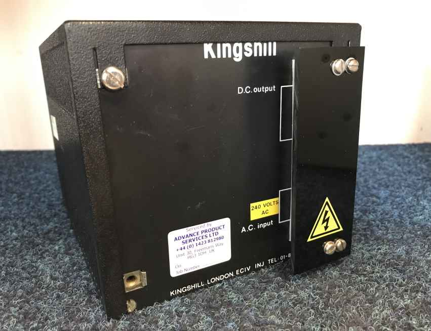 Kingshill PSU repair