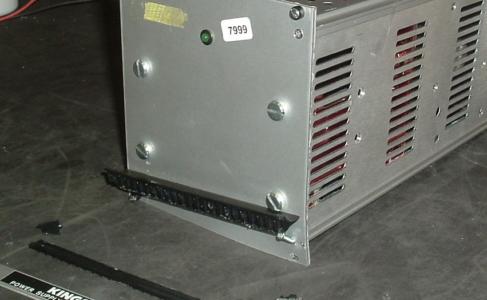Kingshill power supply repairs