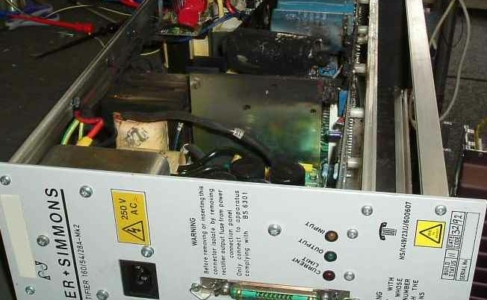 AEG Power Solutions / SAFT / Harmer and Simmons DC power supply repairs