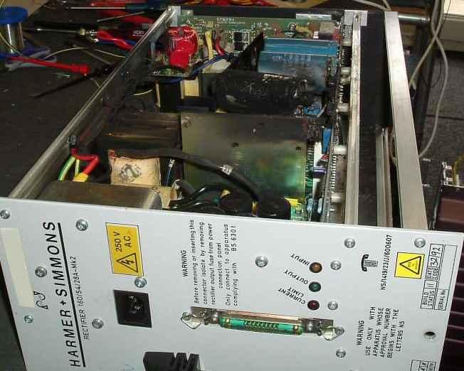 Harmer + Simmons PSU repair