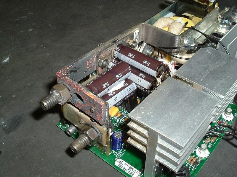 Artesyn N1204-1XXX PSU in for repair